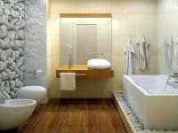 Как легко и быстро обновить ванную комнату? Первый совет