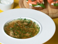 Zupa no bekām